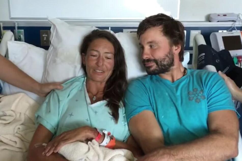Amanda berichtet vom Krankenbett aus, wie sie die 17 Tage in der Wildnis überlebte.