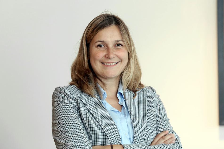 Zwickaus neue Stadtchefin Constance Arndt wird vereidigt