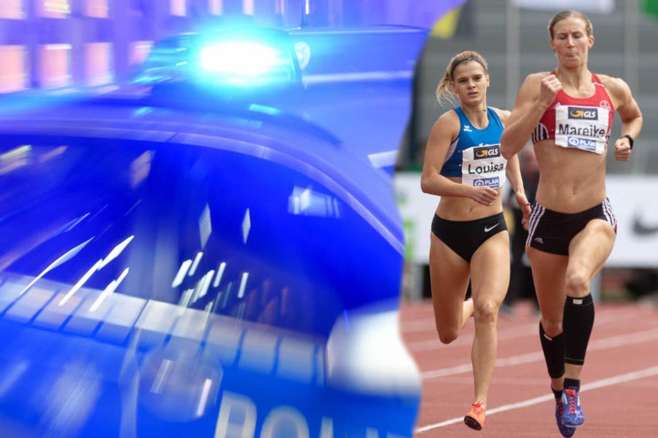 Nach einem Unfall liegen Luisa Grauvogel (21) und Mareike Arndt (26) in einer Berliner Klinik. (Bildmontage)