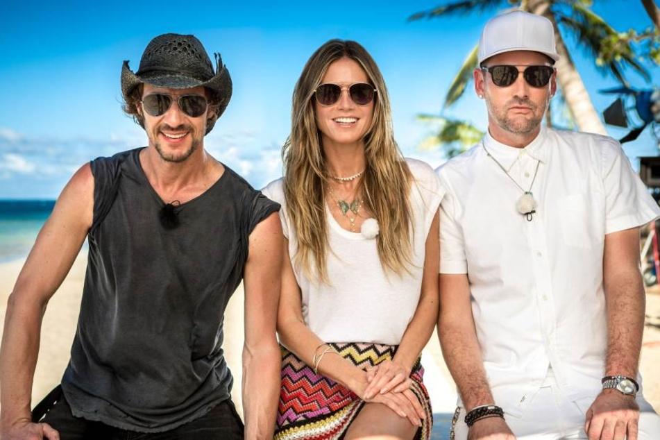 "Welcome to Paradise – Die 13. Staffel ""Germany's next Topmodel - by Heidi Klum"" startet am 8. Februar in der Karibik."
