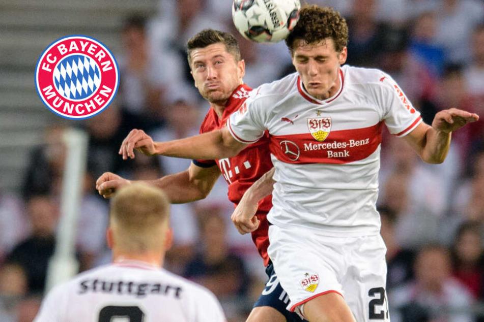 FC Bayern muss heute gegen Stuttgart nachlegen!