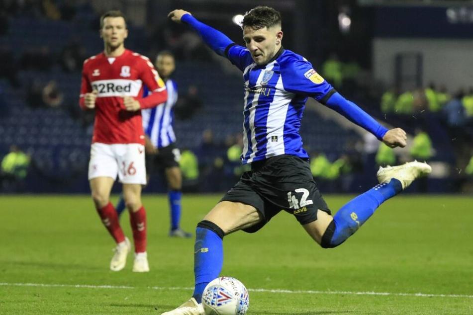 Matt Penney kommt von Sheffield Wednesday ans Millerntor.