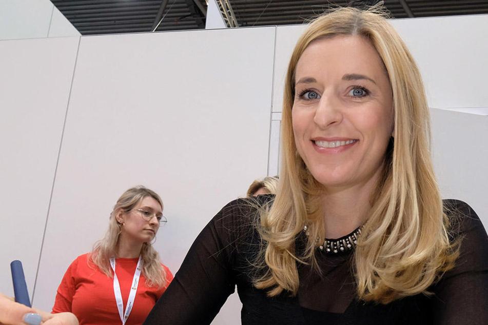 Stefanie Hertels (38) Charity-Gala war ein außerordentlicher Erfolg.