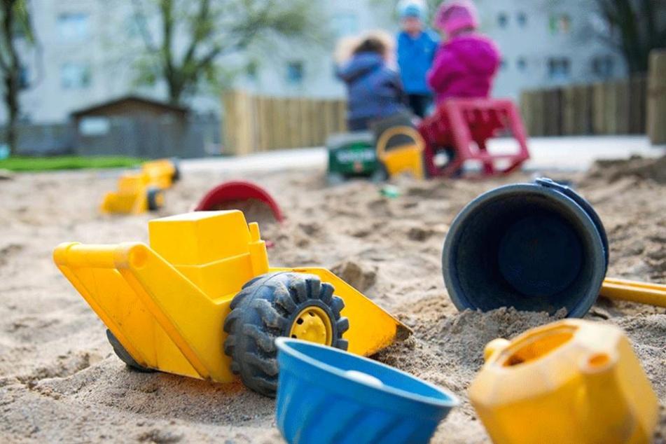 An vielen Kindergärten und Schulen wurde eine deutliche Überschreitung der Grenzwerte für Stickoxide gemessen (Symbolfoto).