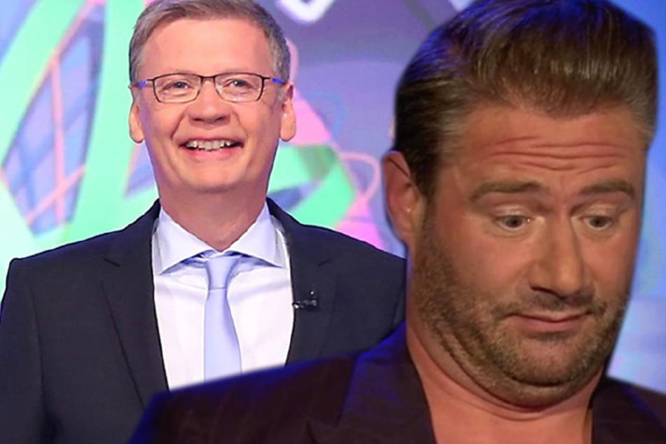 """Wieder war RB Leipzig Thema: Sänger Sasha bei """"Wer wird Millionär"""" ratlos"""