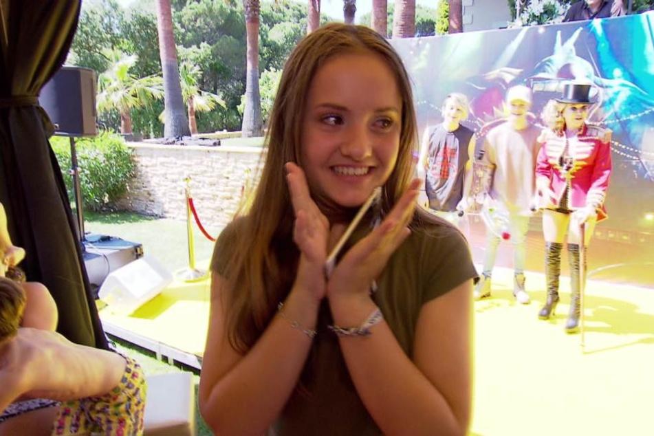 """In der neuen """"Die Geissens""""-Folge am Montag feierte Davina ihren 14. Geburtstag. Das ist allerdings schon eineinhalb Jahre her."""