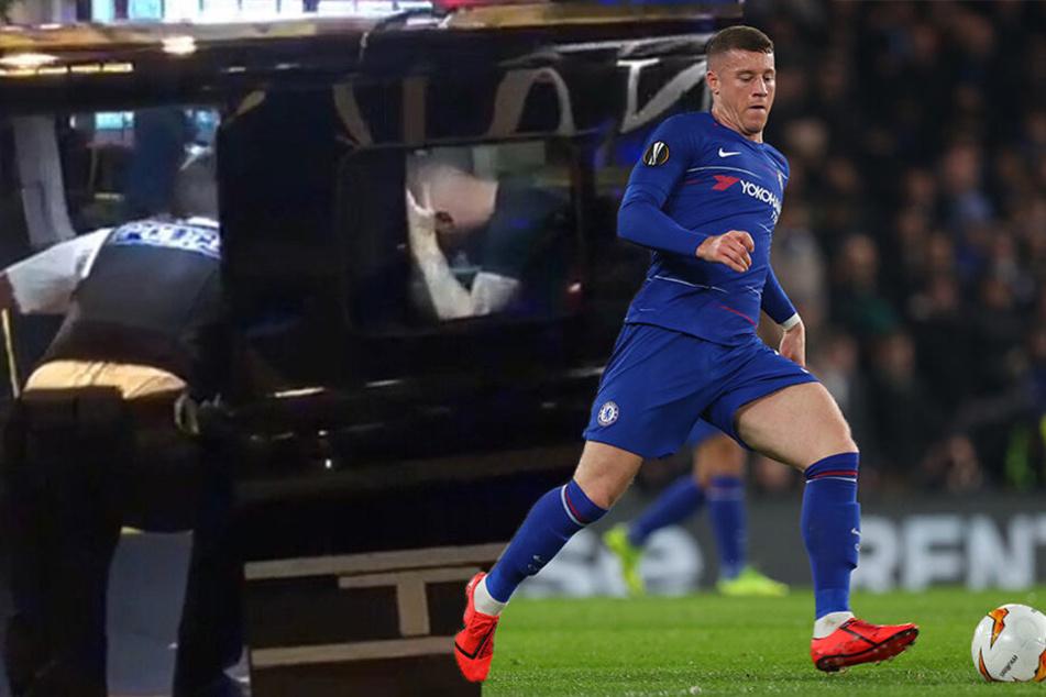 Betrunkener Chelsea-Star will Taxi-Rechnung nicht zahlen, dann wird es peinlich für ihn
