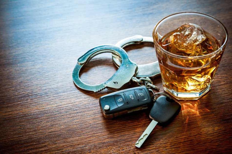 Der Autofahrer war betrunken, als er das Mädchen anfuhr. Er wird sich dafür verantworten müssen. (Symbolbild)