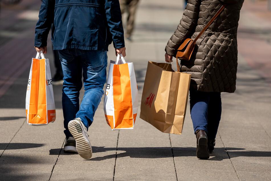 Trotz der Pandemie habe der Einzelhandel ein Plus erwirtschaftet. (Symbolfoto)