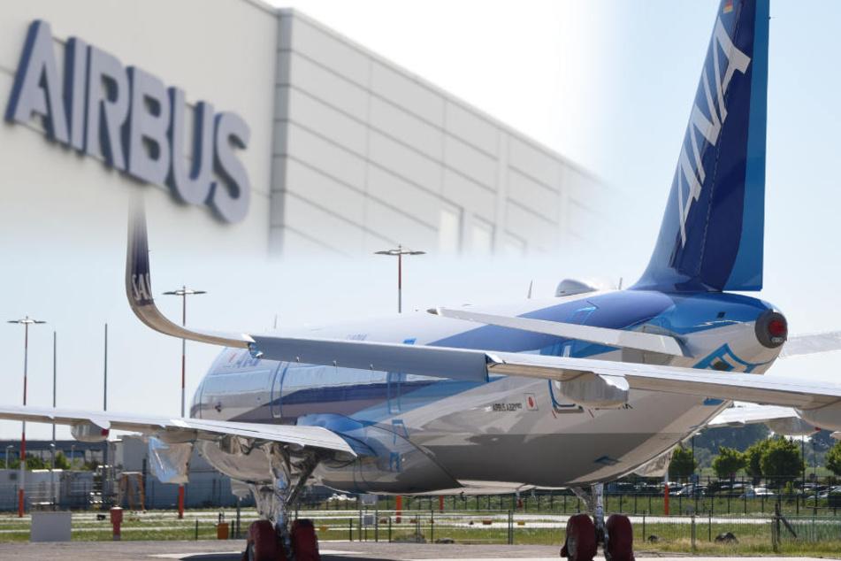 Jetzt wird es eng bei Airbus: Hersteller baut Flugzeuge nicht mehr zu Ende!