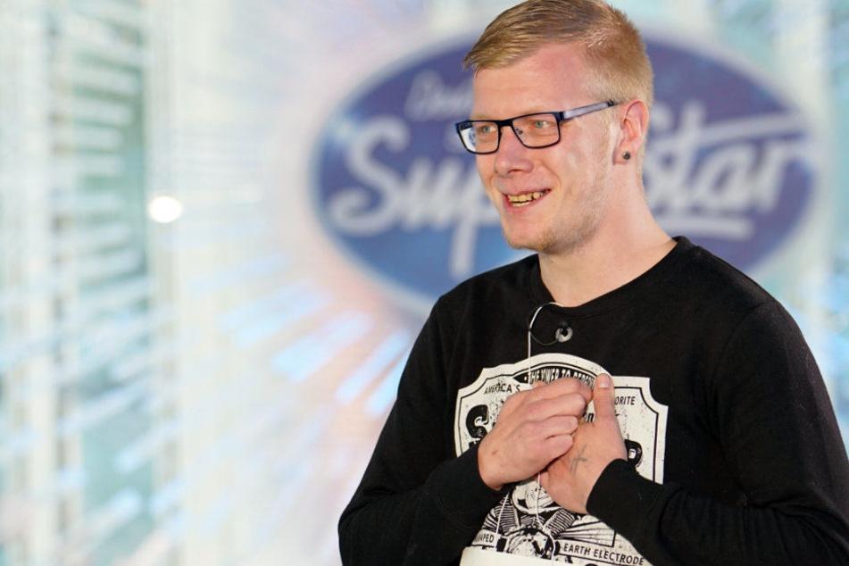 Kevin (24) ist arbeitssuchend und kommt aus Erfurt.