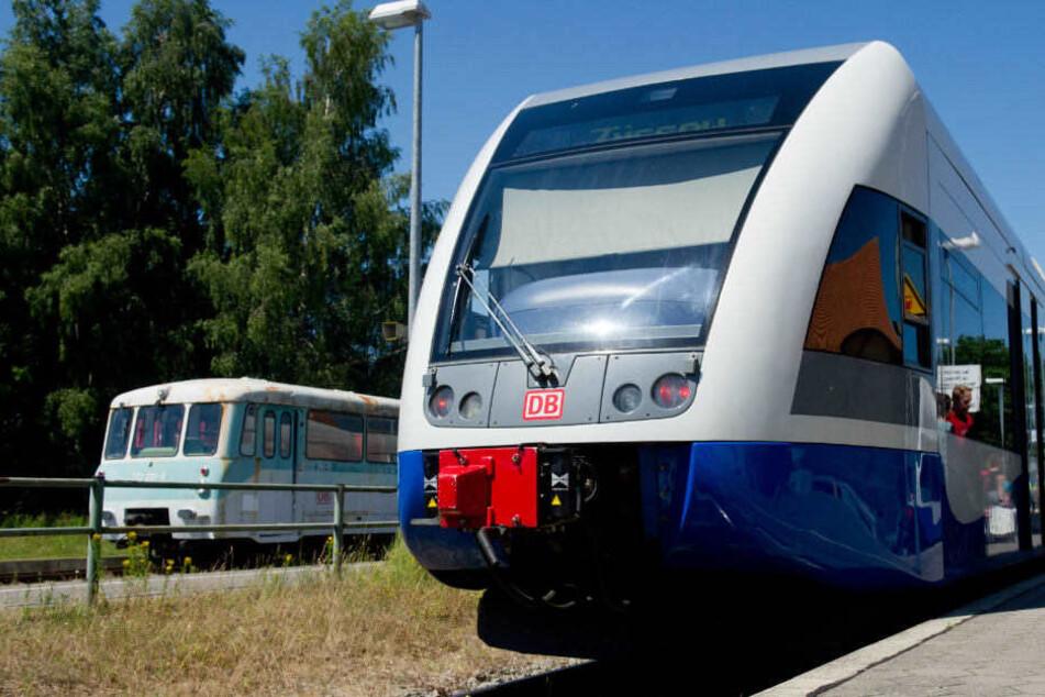 Bisher sind die Züge der UBB auf Usedom gefahren. Nun übernimmt DB Regio den Verkehr.