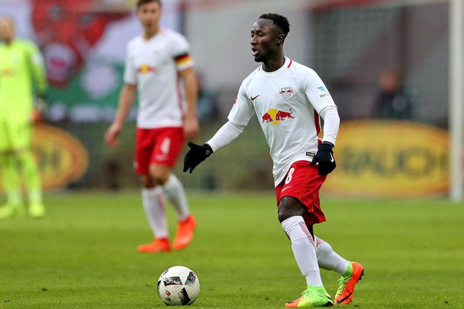 Obwohl RB-Sportdirektor Ralf Rangnick einen Transfer in diesem Sommer ausschloss, bleibt Naby Keita offenbar heiß begehrt.