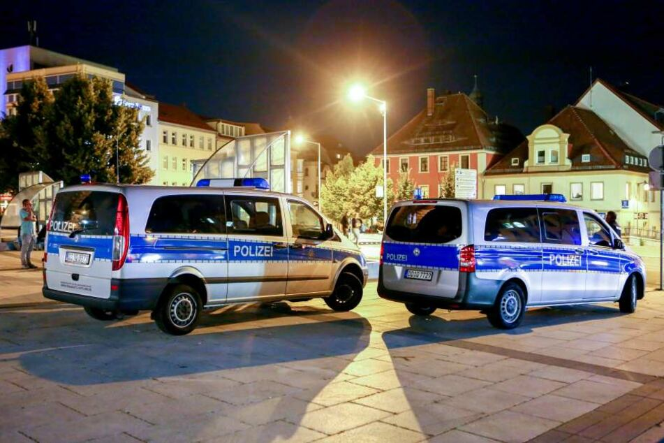 Rechte und Linke prügeln sich in Bautzen