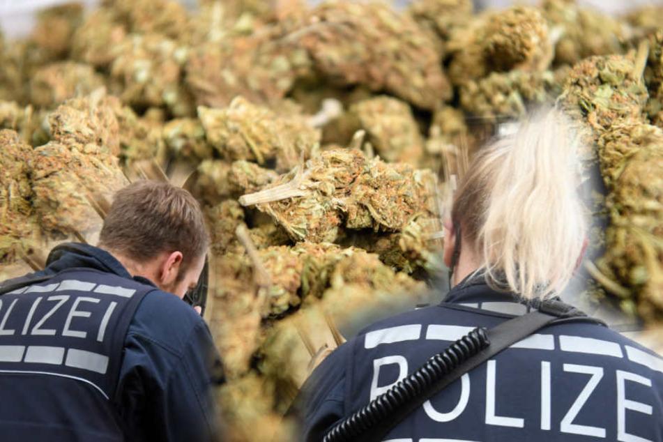 Drogen-Razzia: Polizei lässt mehrere Dealer im Großraum Stuttgart hochgehen