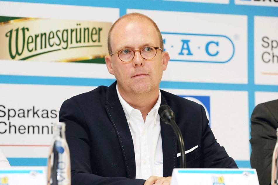 Dirk Kall hat seinen Posten als Geschäftsführer aufgegeben.