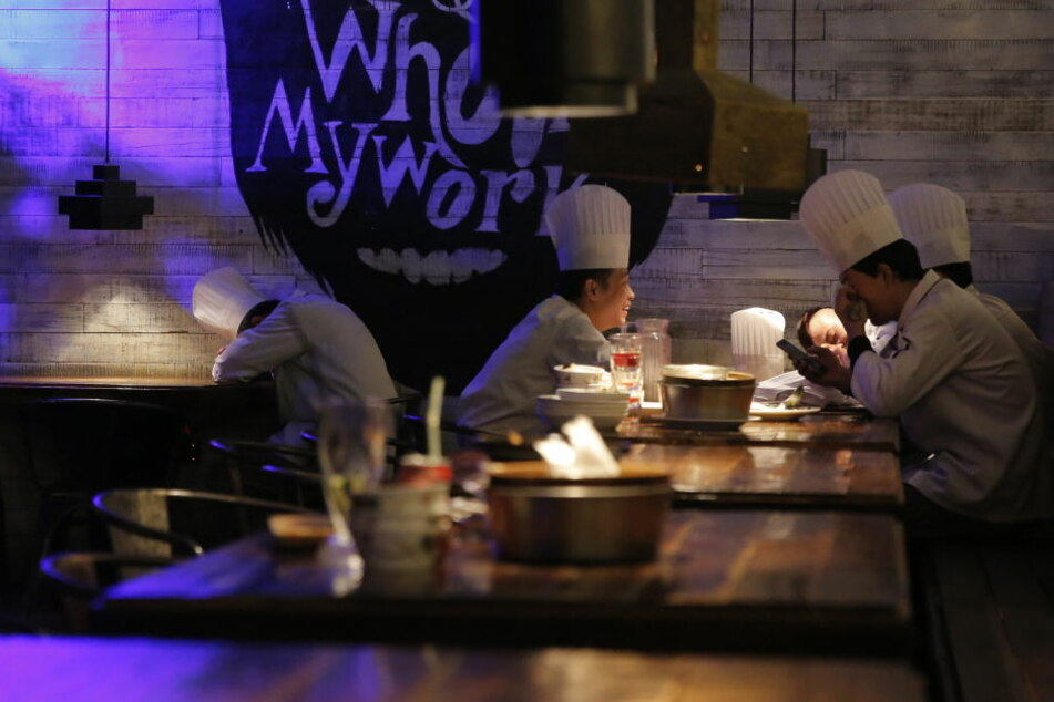 Beide Männer waren illegal in den China Restaurants beschäftigt (Symbolbild)