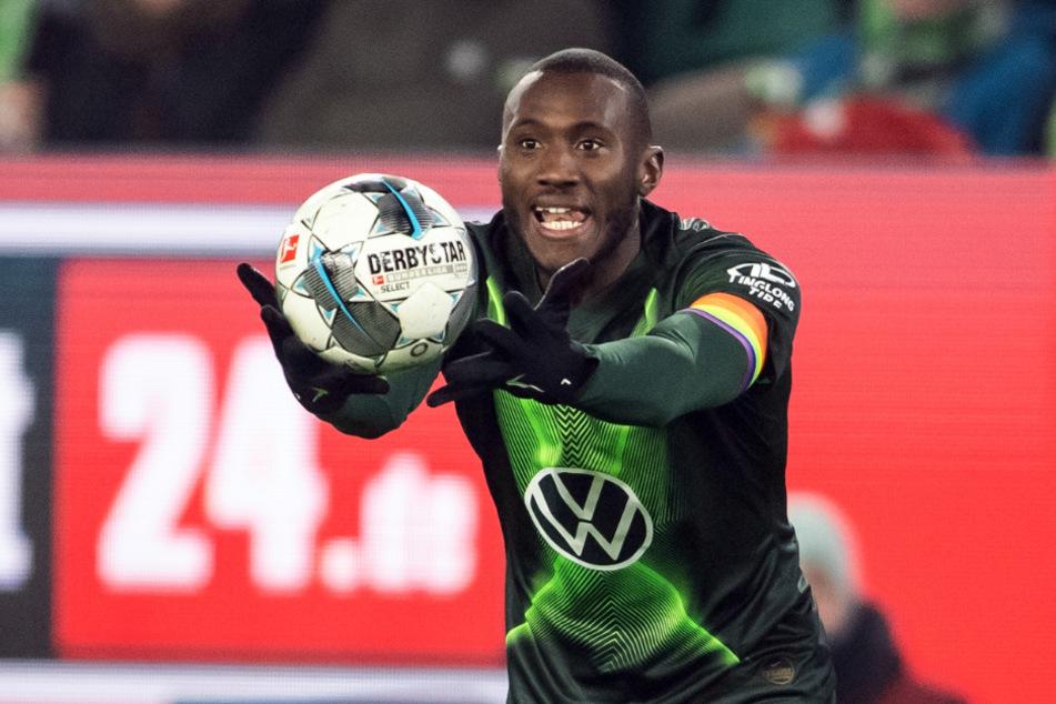 Wolfsburg-Kapitän Josuha Guilavogui.