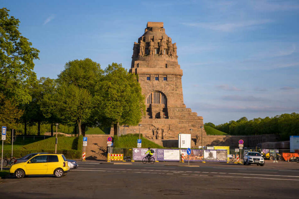Rund ums Völkerschlachtdenkmal kommt es wegen des Konzerts zu Verkehrsbehinderungen.