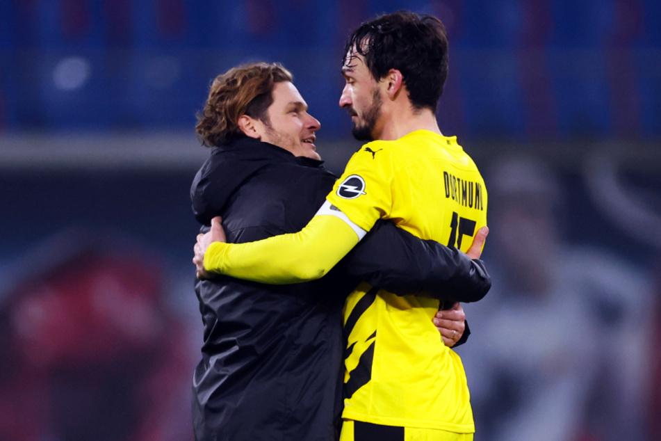 Marcel Reif lobte die Leistung des BVB bei RB Leipzig, ließ dann aber einen fragwürdigen Spruch los.