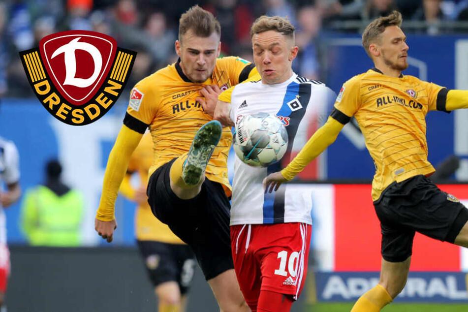 Kostete dieser Wechsel Dynamo beim HSV die Punkte?