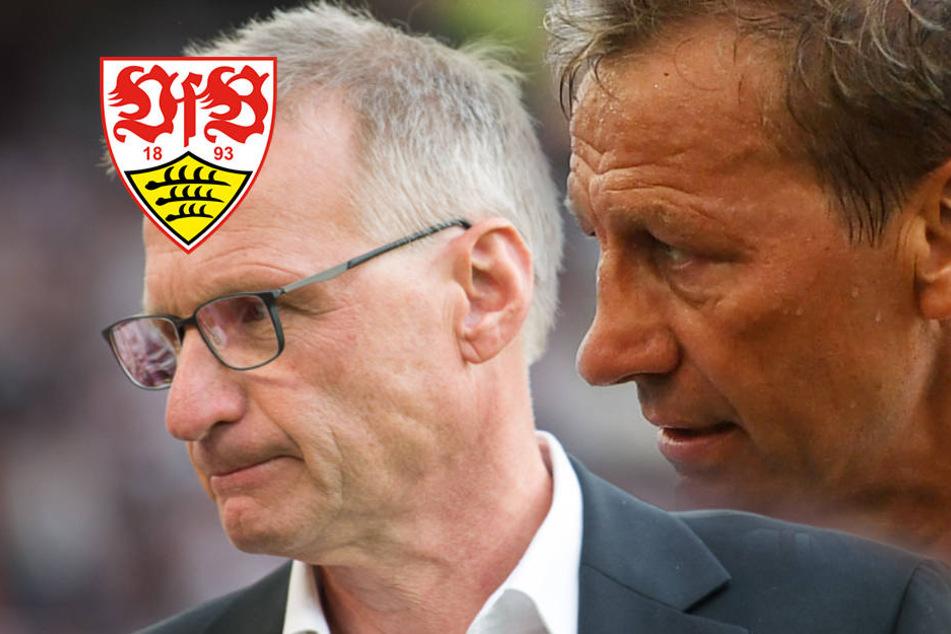 VfB-Legende Buchwald rechnet mit Reschke ab