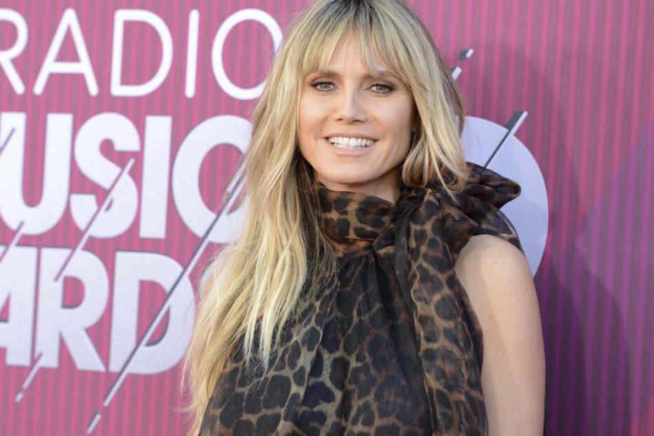 Heidi Klum (45).