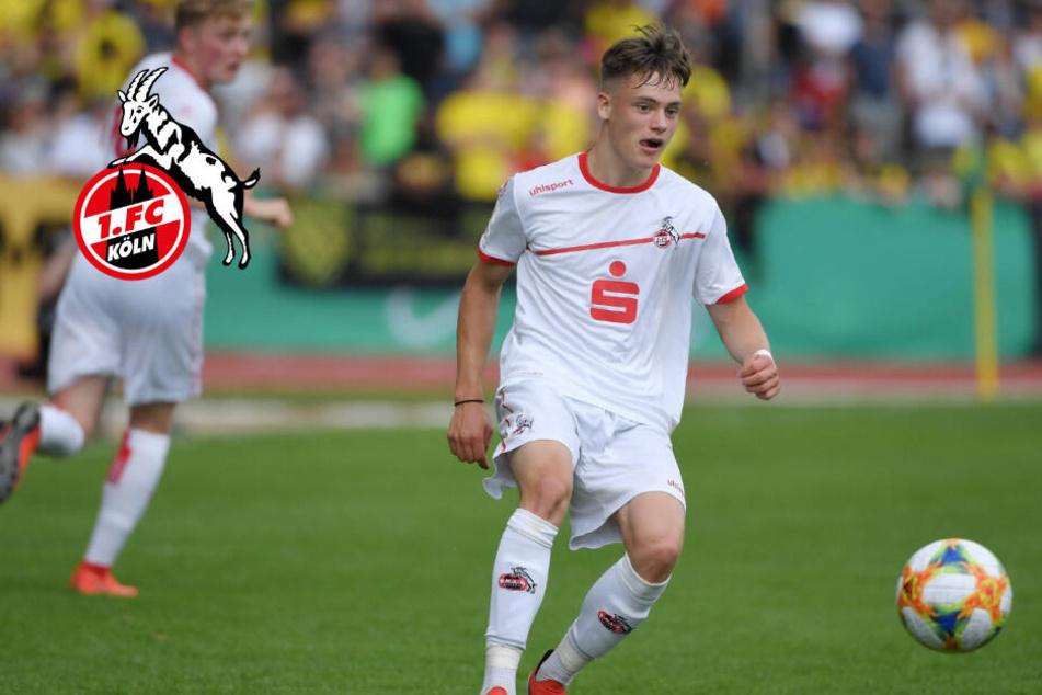 Medien: 1. FC Köln verliert Talent Florian Wirtz an Bayer Leverkusen