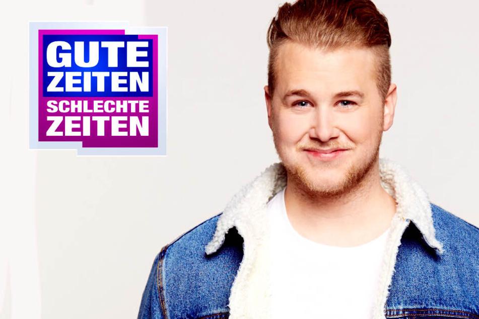 Große Sorge um GZSZ-Star Felix van Deventer: Er musste wieder in die Klinik!