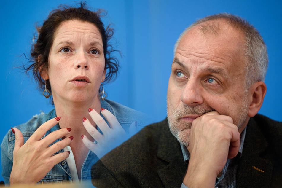 Sachsens Linke in der Krise: Jetzt kracht es gewaltig!