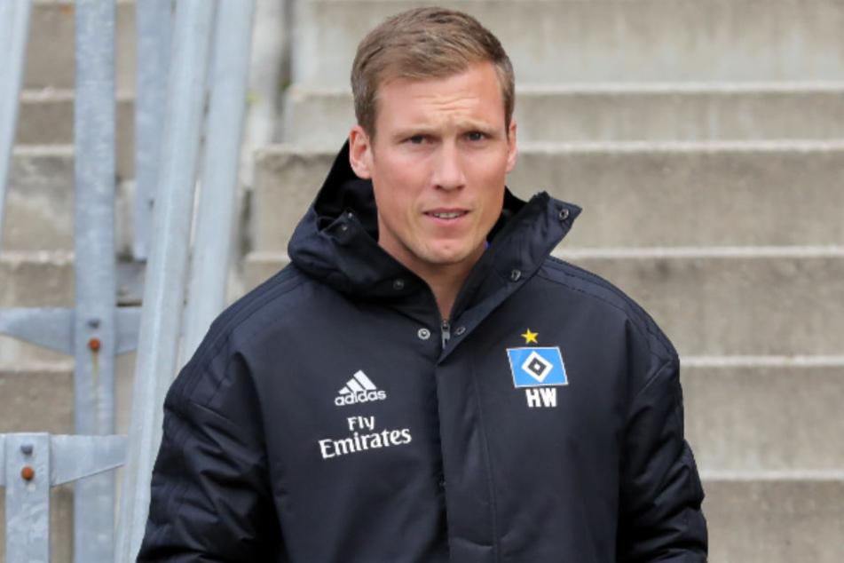 Hannes Wolf kann bisher eine tolle Bilanz als HSV-Trainer aufweisen (Archivbild).