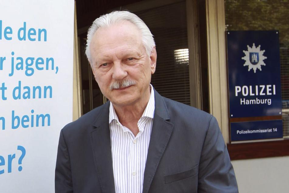 Wolfgang Sielaff, ehemaliger LKA-Leiter in Hamburg suchte jahrzehntelang nach seiner eigenen Schwester.