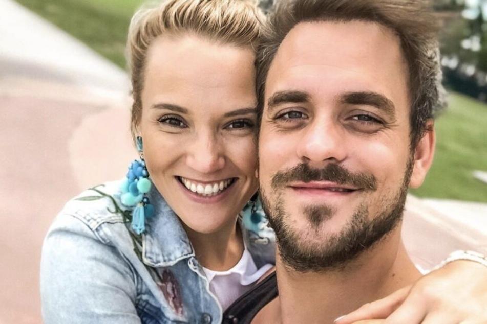 Anna Hofbauer (31) und Marc Barthel (30) erwarten ihr erstes Baby.
