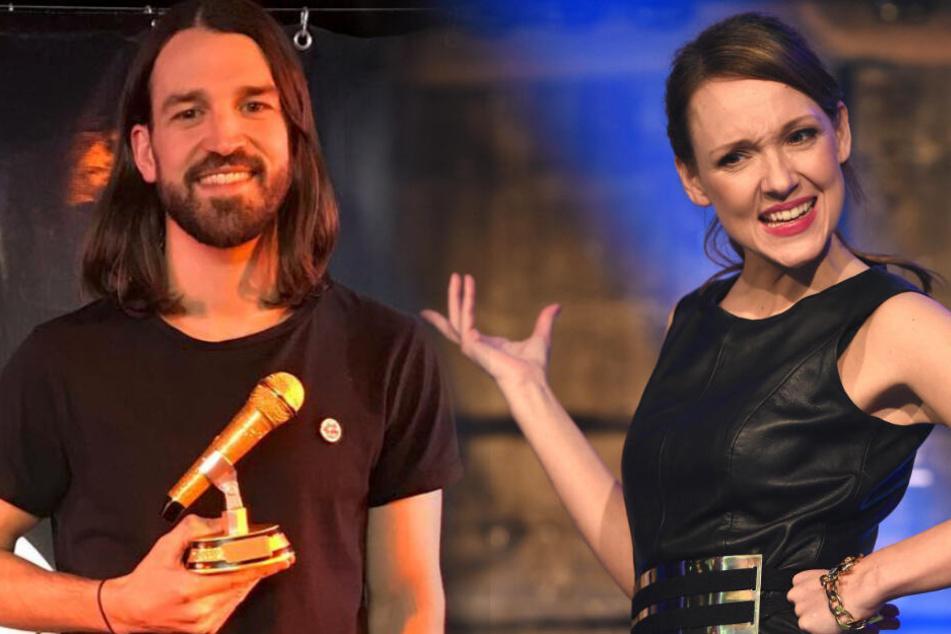 NDR-Talkshow mit Carolin Kebekus: Doch wer ist der Mann an ihrer Seite?
