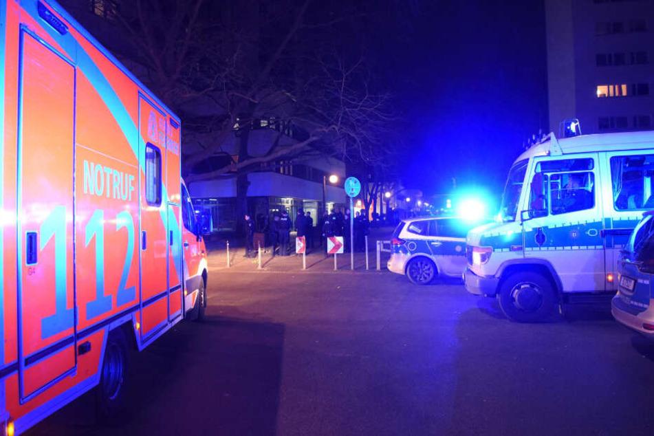 Berlin: Mit Machete attackiert: Verletzte in Berlin-Kreuzberg
