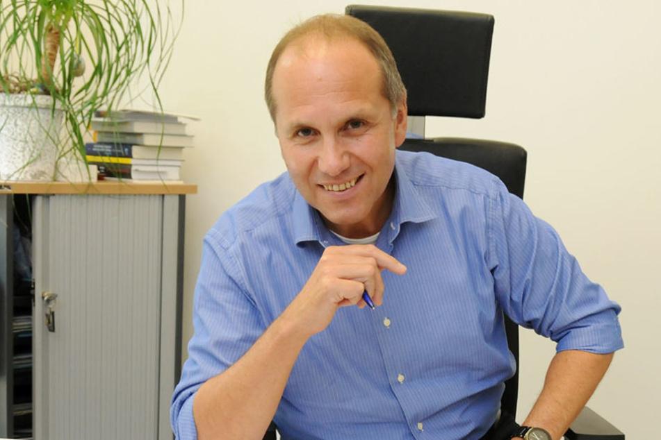 Herbert Gehring, Chef des Rechnungsprüfungsamtes.