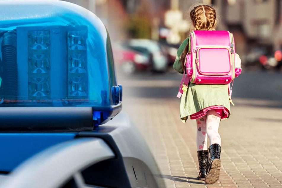 Tragisch! Mädchen (9) von Bus erfasst und getötet