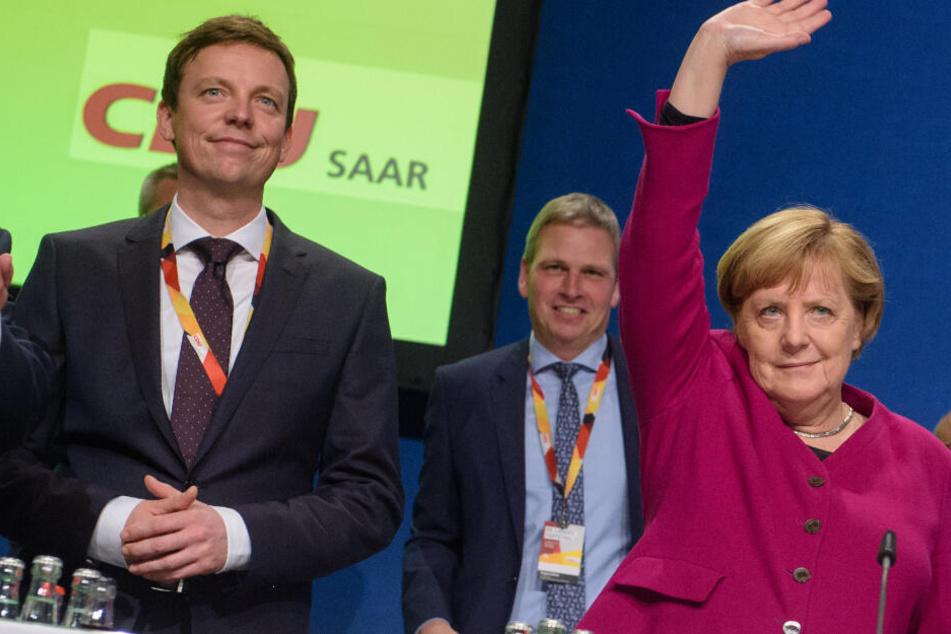 """Ministerpräsident Hans ledert gegen Bundeskanzlerin: Unter Merkel """"Sinnentleerung erlebt!"""""""