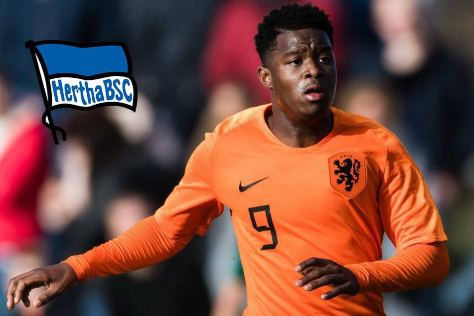 Neuer Stürmer: Holland-Juwel Redan vor Wechsel zu Hertha