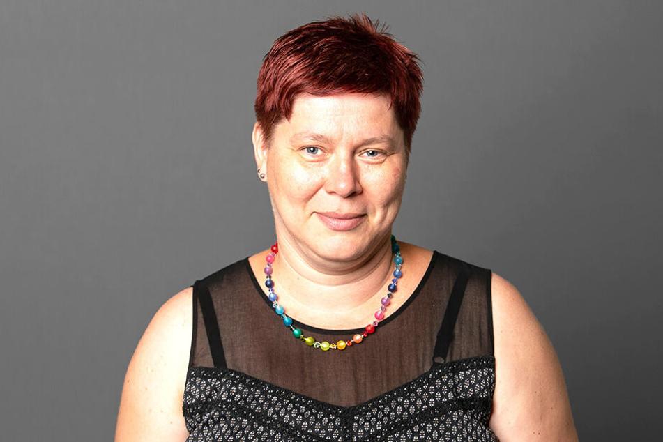 SPD-Vorsitzende Dana Frohwieser.