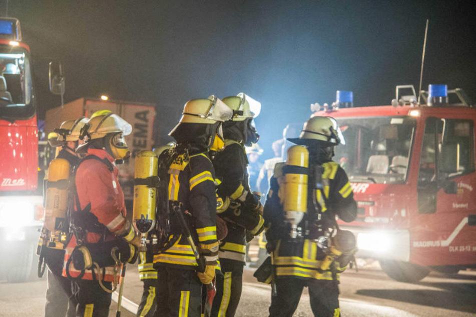 Der entstandene Sachschaden beläuft sich auf rund 150.000 Euro.