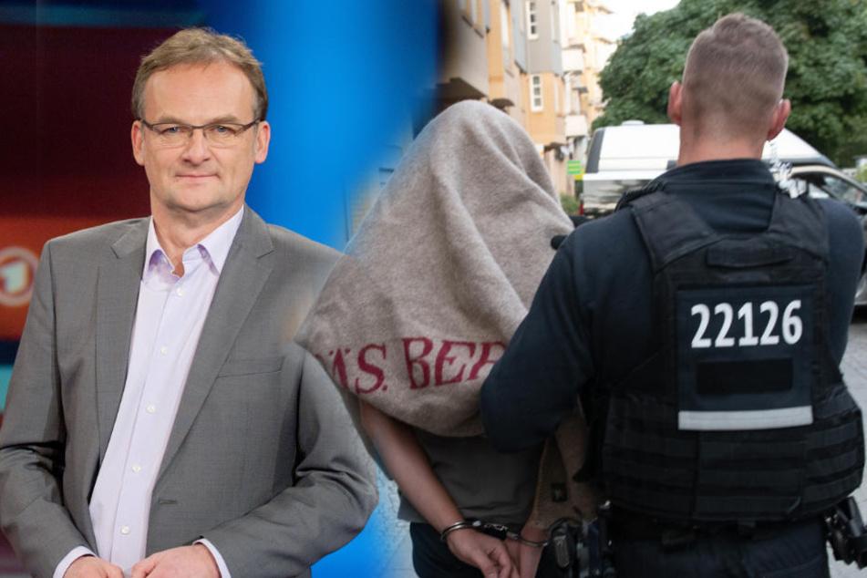"""Heute bei """"Hart aber fair"""": Übernehmen kriminelle Clans Deutschland?"""