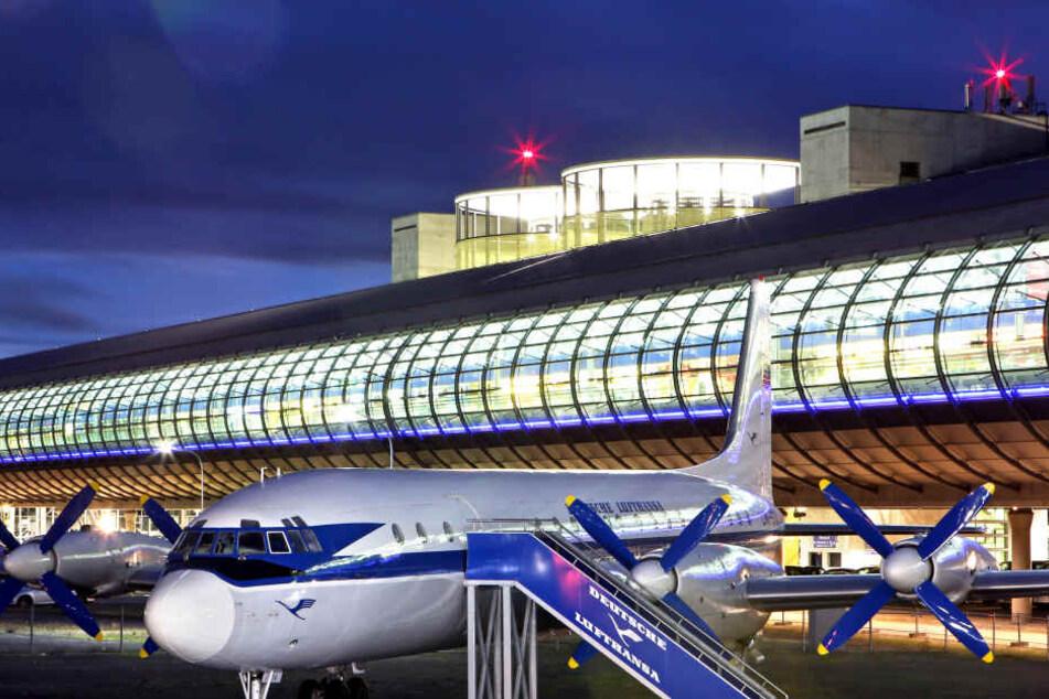 Der Flughafen Leipzig/Halle gehört mit sieben Laserattacken auf deutsche Airlines zu den Hotspots der Täter.