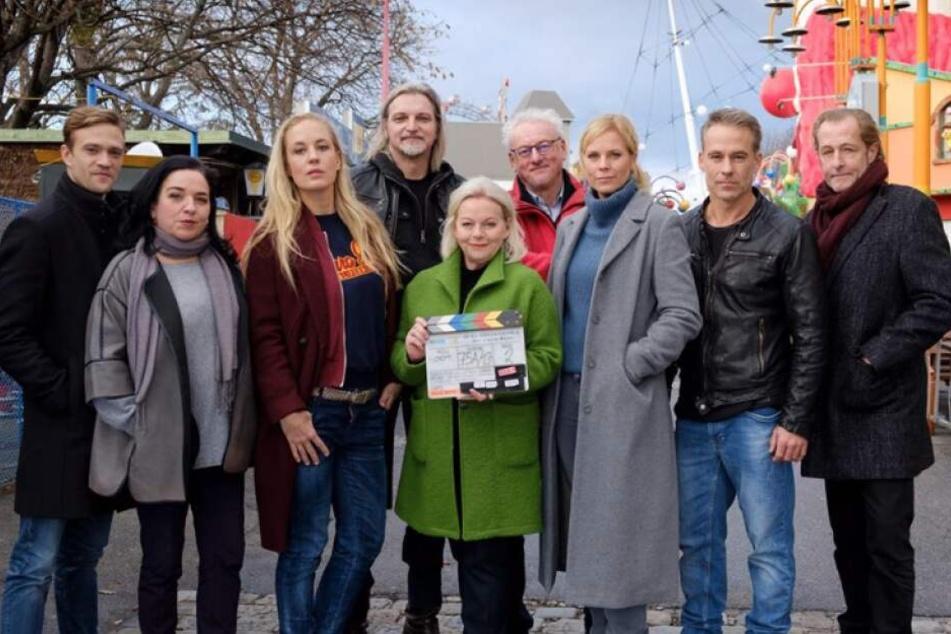 Leipzig: Zum Mauerfall: ZDF strahlt endlich das SOKO-Leipzig/Wien-Crossover aus