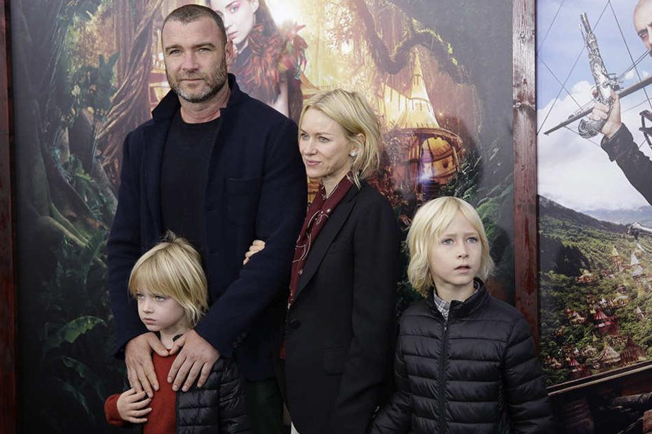 Die beiden Hollywood-Stars haben zwei gemeinsame Söhne.