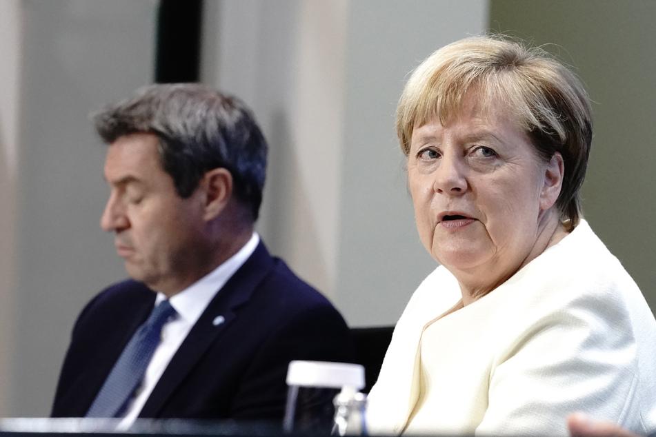 Offenbar Lockdown-Zoff vor Corona-Gipfel: Widersetzen sich die SPD-Länder Merkels Lockdown-Kurs?