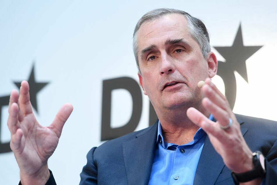 Brian Krzanich, Chef von Intel, trat als einer von Donald Trumps Beratern zurück.