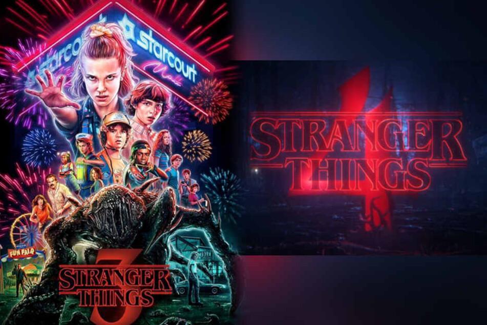 Schon die ersten 3 Staffeln waren ein Riesenerfolg, jetzt folgt Stranger Things Staffel 4!