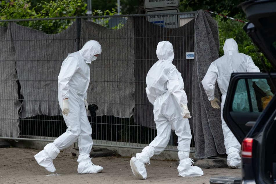 Am Sonntagnachmittag wurde in Kaiserslautern eine Leiche gefunden. (Symbolbild)