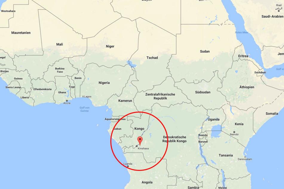 Bei einem Erdrutsch in einer Goldmine im Kongo, sind mindestens 20 Menschen gestorben.